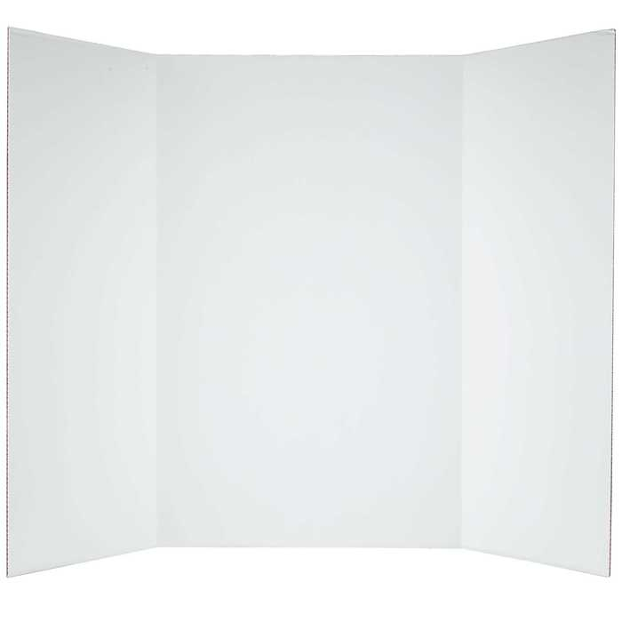 White Project Display Board 36 X 48 Hobby Lobby 3916